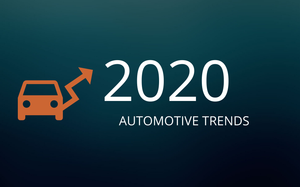 2020 Automotive Trends | The Future of the Industry