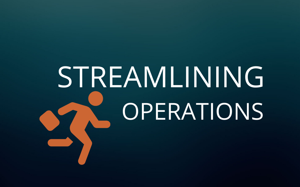 Streamlining Operations  | The Future of the Industry
