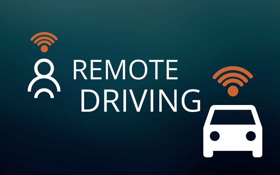 Remote Driving  | The Future of the Industry